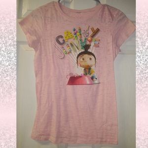 Despicable Me Candy Junky Tee